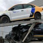 Статистику ДТП с автомобилями каршеринга обнародовали в МВД