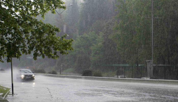 Федеральные трассы в Сочи после сильных дождей работают в штатном режиме