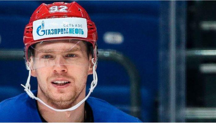 Попавшийся на кокаине хоккеист Кузнецов будет лишен бронзовой медали ЧМ-2019