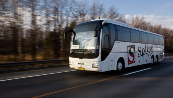 Автобус с детьми из Алтайского края попал в ДТП в Казани