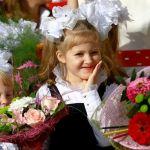Торжественные школьные линейки проходят в Алтайском крае 2 сентября