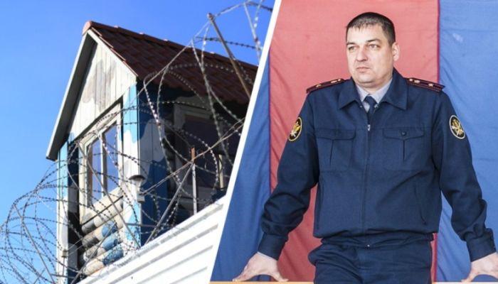 Начальник новосибирской колонии попался на взятке за освобождение заключенного