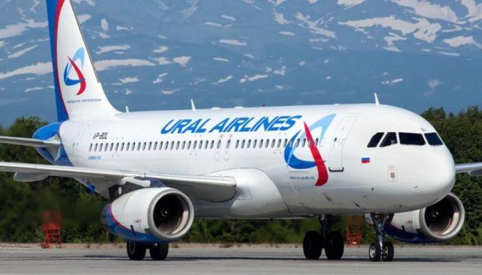 Самолет экстренно сел в Екатеринбурге из-за столкновения с птицей