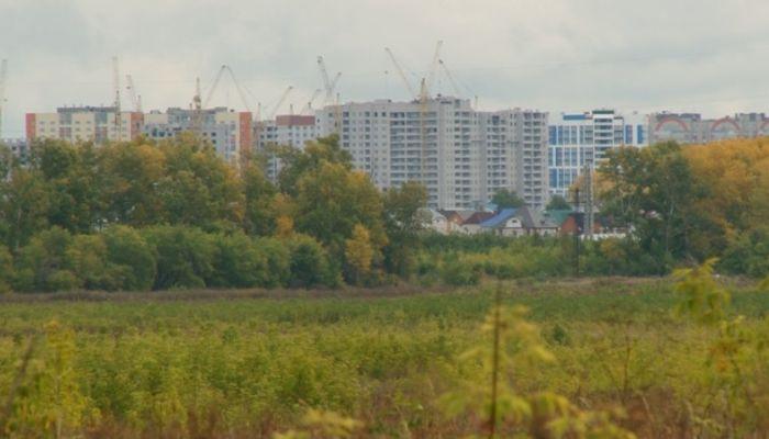 В Барнауле может появиться гигантский ТЦ