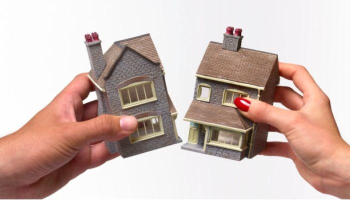Как разделить совместное имущество при разводе?