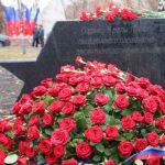 Первую в России Аллею памяти солдат знаменитой 6-й роты открыли в Барнауле
