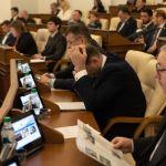 Как депутаты АКЗС принимали бюджет в первом чтении и при чем тут помидоры