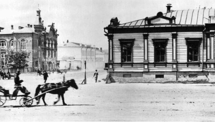 Барнаульский хронограф: старейшая улица Барнаула, остановка паровой машины