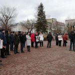 Участники митинга за зеленые зоны Барнаула выдвинули требования к властям