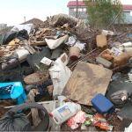 Режим ЧС введен в Бийске из-за скопившегося мусора