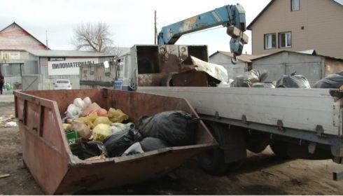 Незаконный вывоз мусора в Барнауле: как это работает?