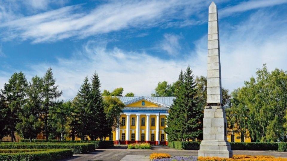 Демидовский столп отреставрируют в Барнауле