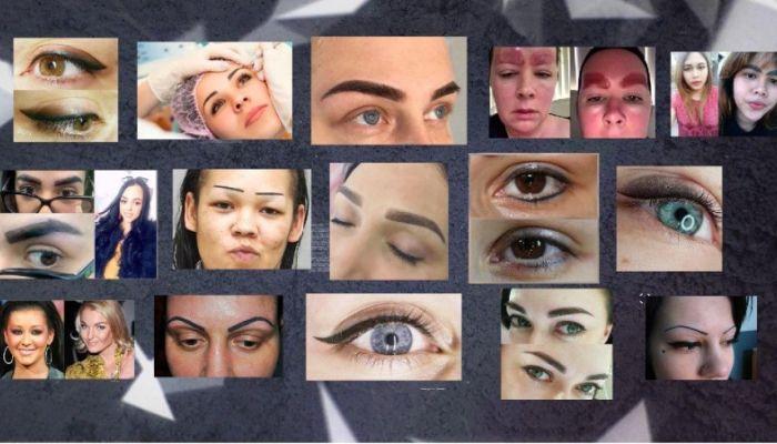 Перманентный макияж: особенности и опасность
