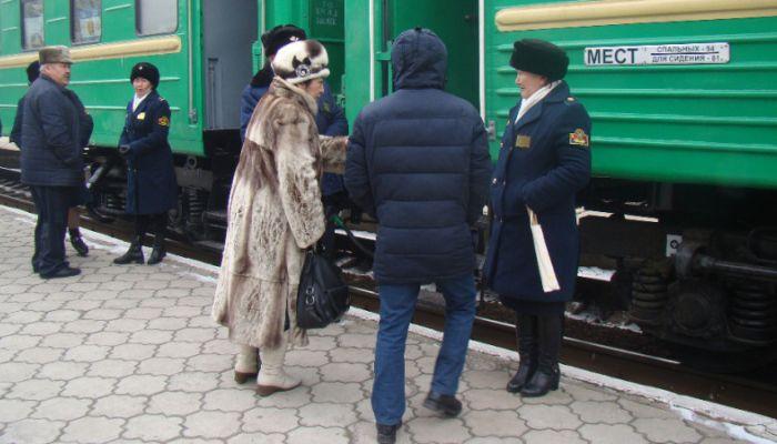Поезд Бишкек – Новокузнецк поменяет маршрут в Алтайском крае