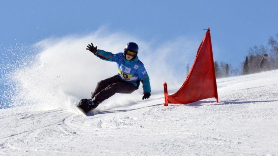 Второй этап Кубка России по сноуборду впервые пройдет в Барнауле