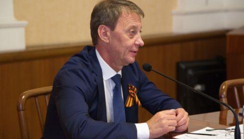 Врио главы Барнаула Вячеслав Франк будет участвовать в конкурсе на пост мэра