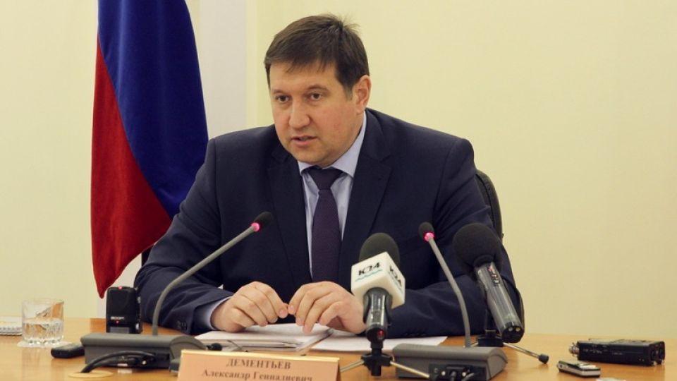 Министр транспорта Алтайского края опоздал на работу из-за снегопада