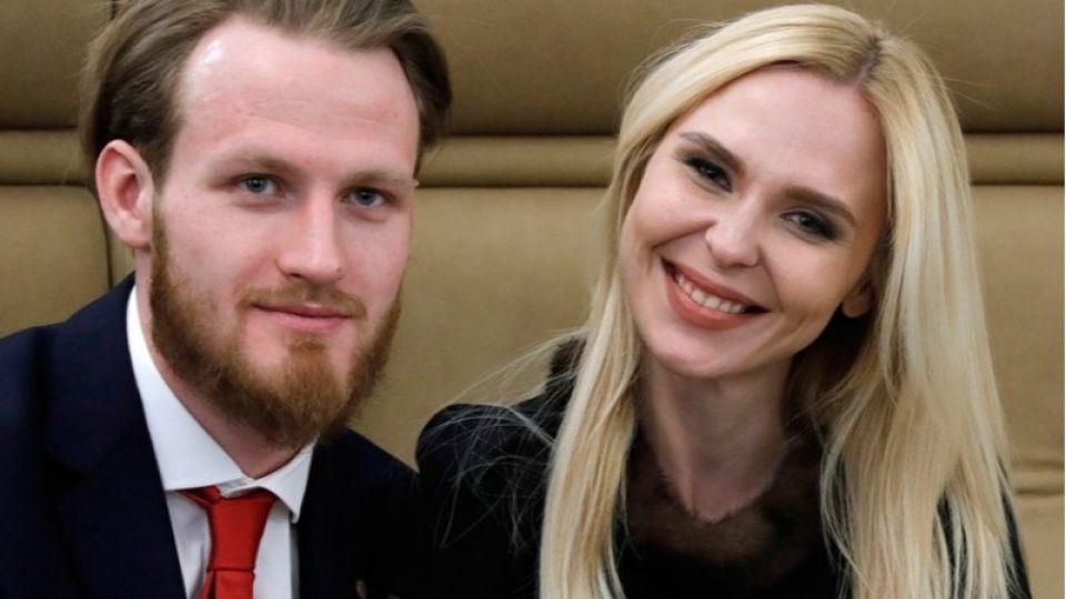 Певица Пелагея призналась, почему разводится с хоккеистом Иваном Телегиным