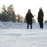 Свинец и тяжелые металлы: в Борзовой Заимке люди боятся жить у снежного полигона