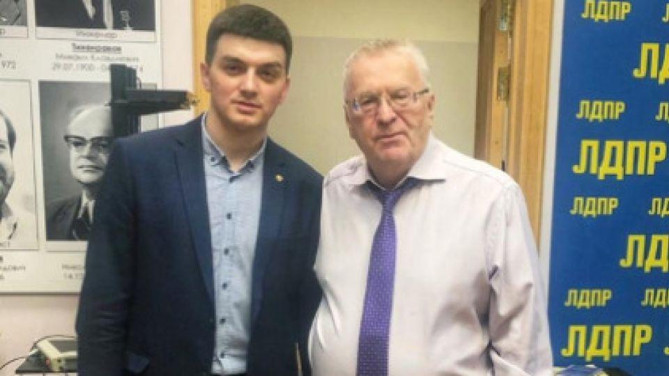 Алтайских жириновцев возглавил 25-летний ставленник из Москвы
