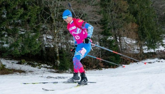Алтайский биатлонист взял серебро на зимней юношеской Олимпиаде