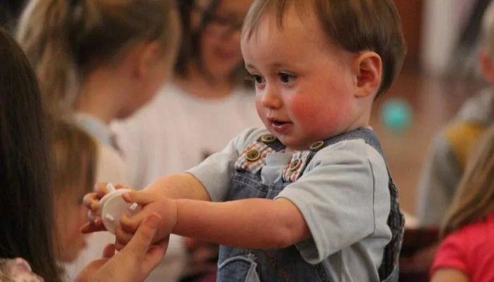 Воспитанников детского сада в Тверской области водили на экскурсию в супермаркет