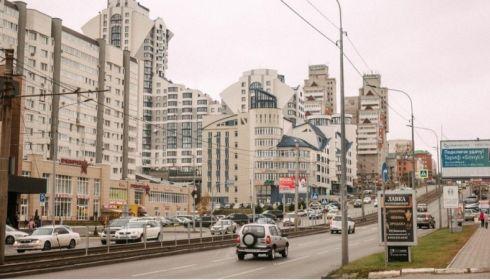 В 2021 году в центре Барнаула будут строить около 1,5 тыс. квартир