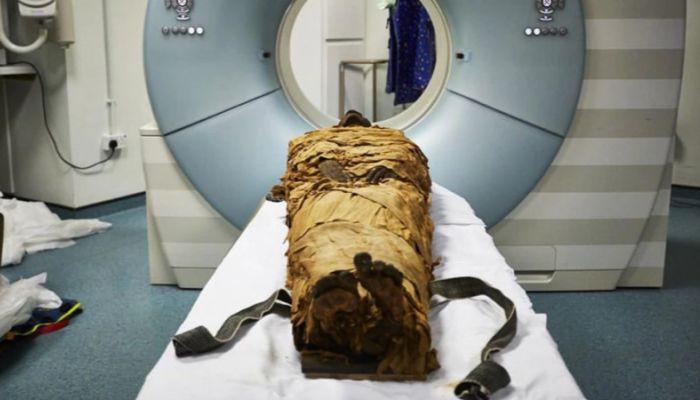 Ученые воссоздали голос жреца из древнеегипетской мумии