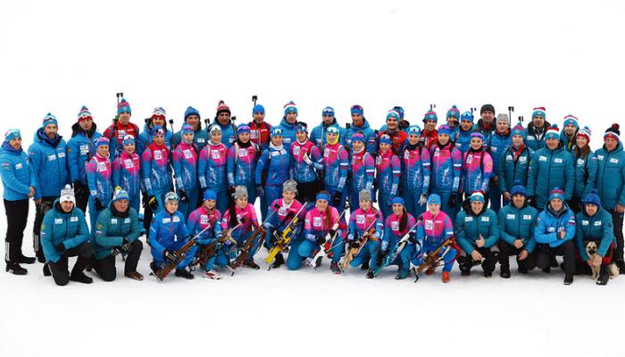 Два алтайских биатлониста выступят на чемпионате мира 26 января
