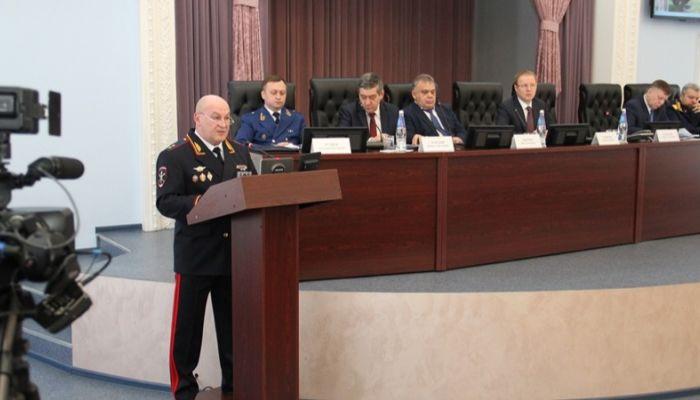 В Алтайском крае снижается уровень преступности