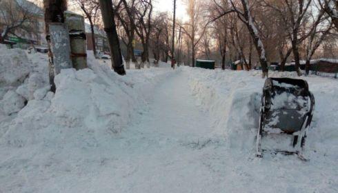 Лучше бы лопаты всем дали: как Томенко проводит снежную ревизию на юге Алтая