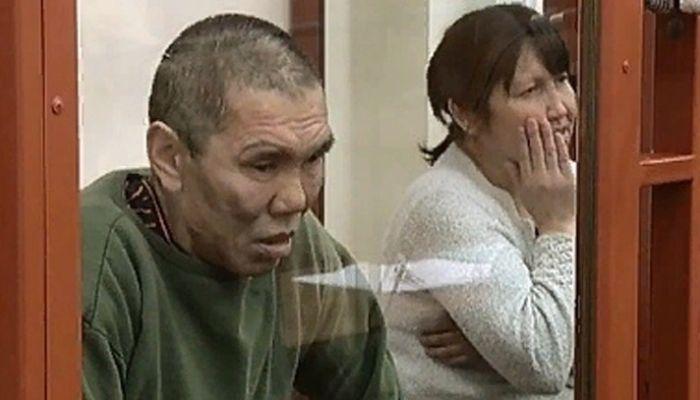 В Хакасии осудили супругов, которые сожгли внука в печи