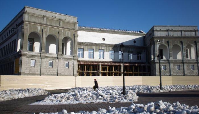 Недострой Художественного музея в Барнауле предложили отдать под корпус АлтГУ