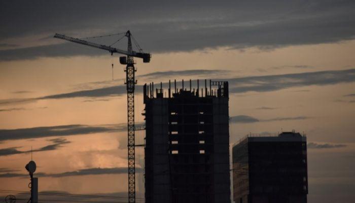 Первый провал. В Алтайском крае сократился объем ввода жилья