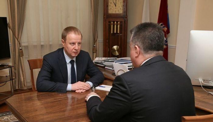 Томенко призвал краевой арбитраж обсуждать громкие процессы вроде дела Холидея