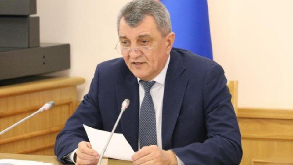 Меняйло раскритиковал власти Алтайского края за провалы в здравоохранении