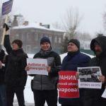 Центр для людей, а не для зданий: как прошел пикет против возведения корпуса АГУ
