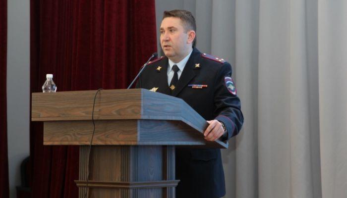 Барнаульский юридический институт возглавил молодой полковник