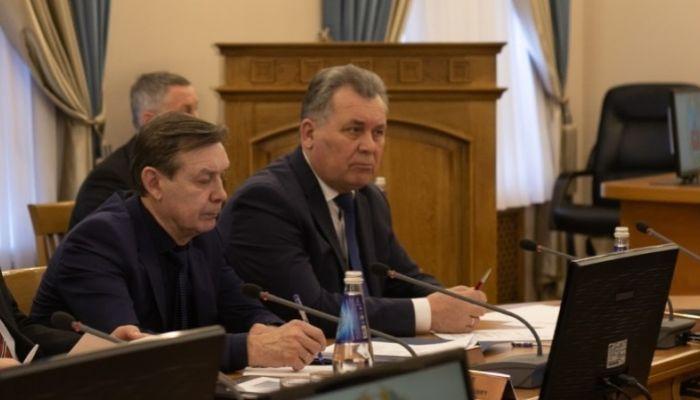 Спикер АКЗС предложил губернатору вместе позаботиться о наказах избирателей