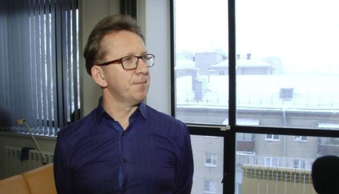 Известный алтайский журналист Сергей Харин возглавит политическую партию