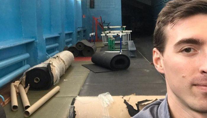 Шубенков оплатил ремонт в спортшколе Барнаула призовыми за серебро Катара