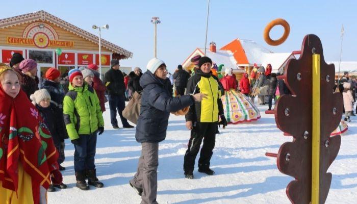 И поиграть, и заработать: что предложат гостям Сибирской Масленицы