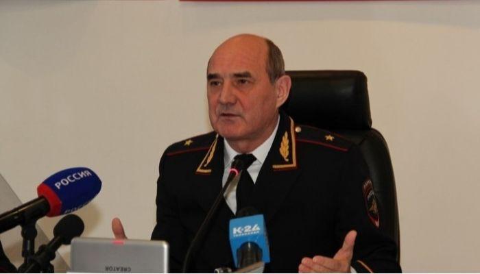 Бывший главный алтайский полицейский будет курировать оргпреступность для души