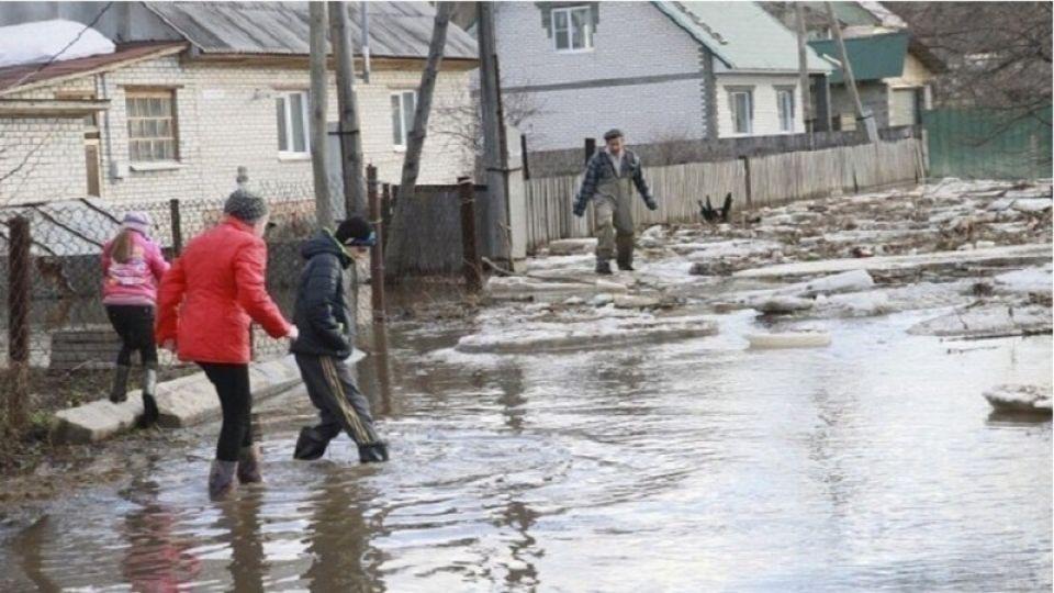 Из-за бесконечных зимних циклонов Алтаю грозят масштабные затопления