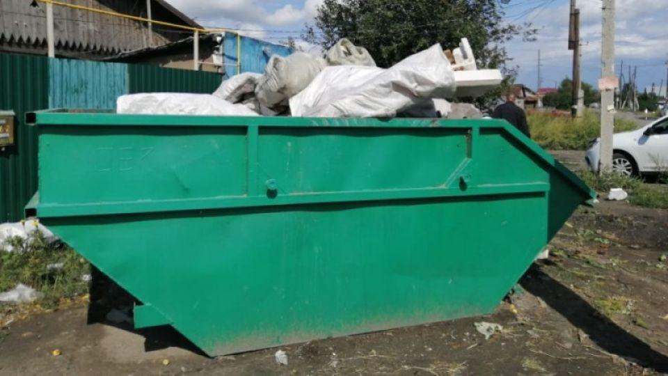 Минприроды не проверяет наличие у юридических лиц договоров на вывоз мусора?