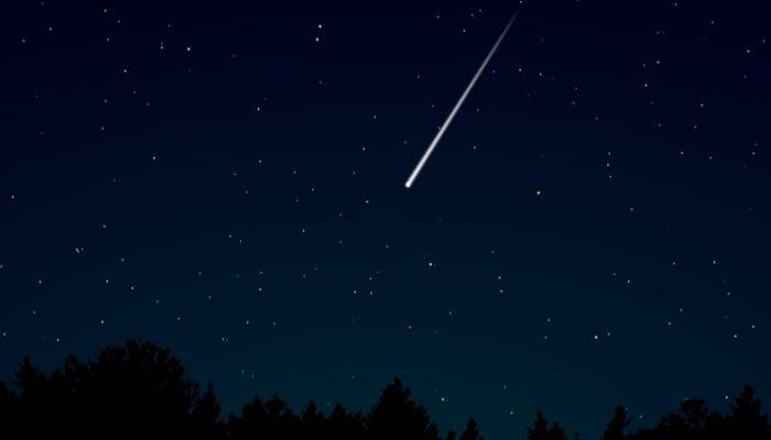 На видео попал взрыв метеорита в небе над Хорватией