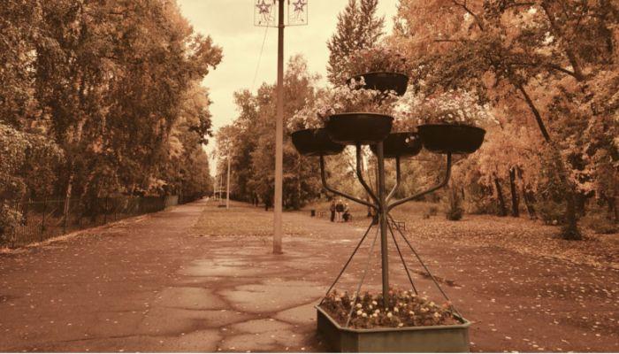 Барнаульский хронограф: машина Ползунова, забастовка рабочих и парк Целинников