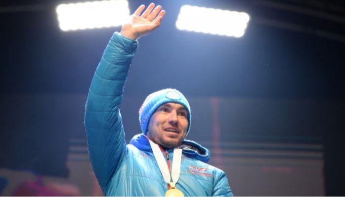 Логинов снялся с масс-старта в Чехии