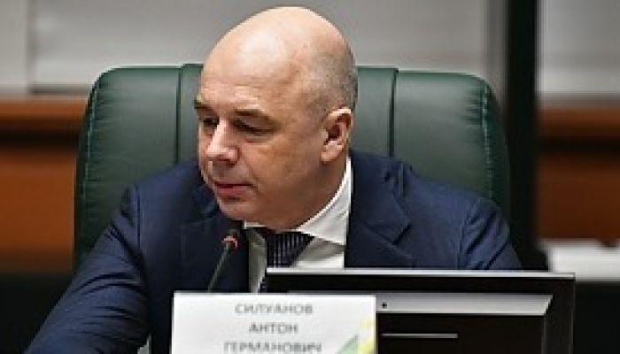 Силуанов пообещал исполнить все нацпроекты, несмотря на падение цен на нефть