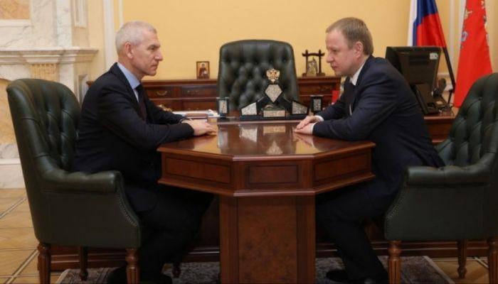 Томенко попросил у министра почти миллиард рублей на спортобъекты на Алтае
